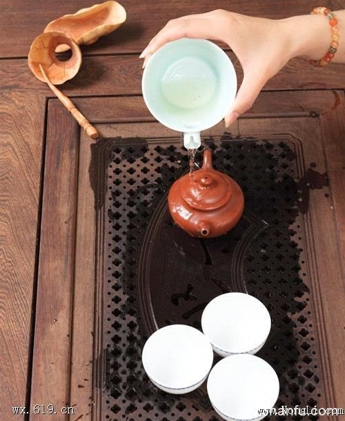 【茶道】茶道全流程,一步一步教你学茶道