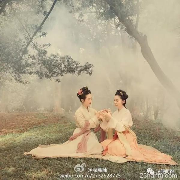 汉服及中国古代服饰的特点