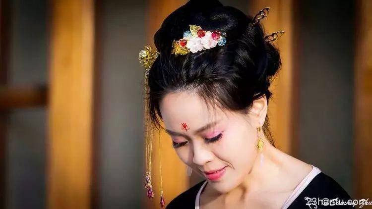 汉服之美,华夏之粹