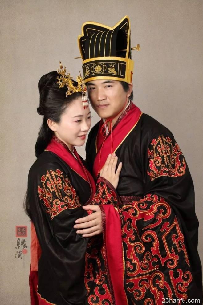 """""""一场汉婚,一世承诺""""汉式婚礼筹备指南"""