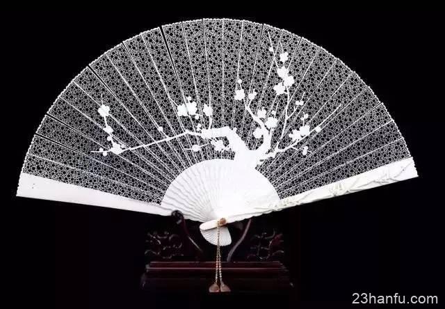 中国风古扇,惊艳世界的美!(上)