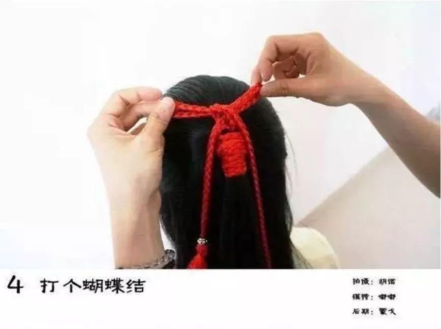 【汉服发型】什么发型适合平日出门的汉服