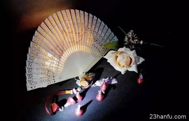 中国风古扇,惊艳世界的美!(下)