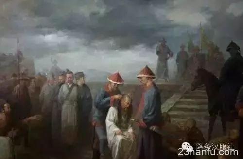 汉服历史:黄帝垂衣裳而天下治