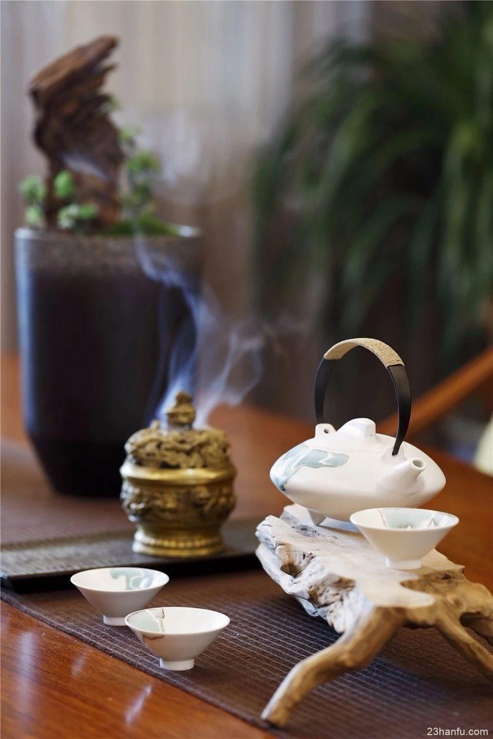 【茶道】半盏清茶 观浮沉人生