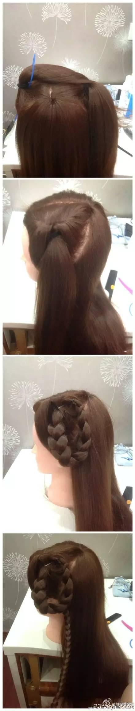 【汉服发型】百搭发型,其实你可以更美的