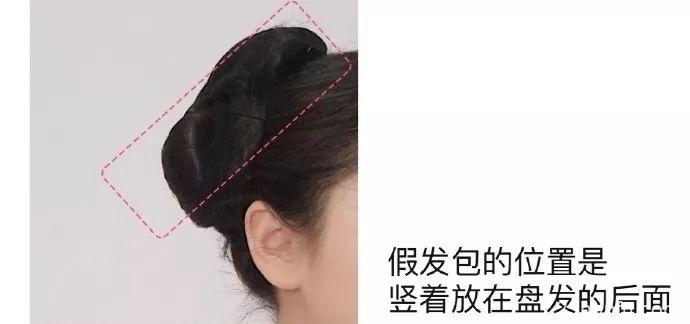 【汉服发型】适合春日的甜美发型教程