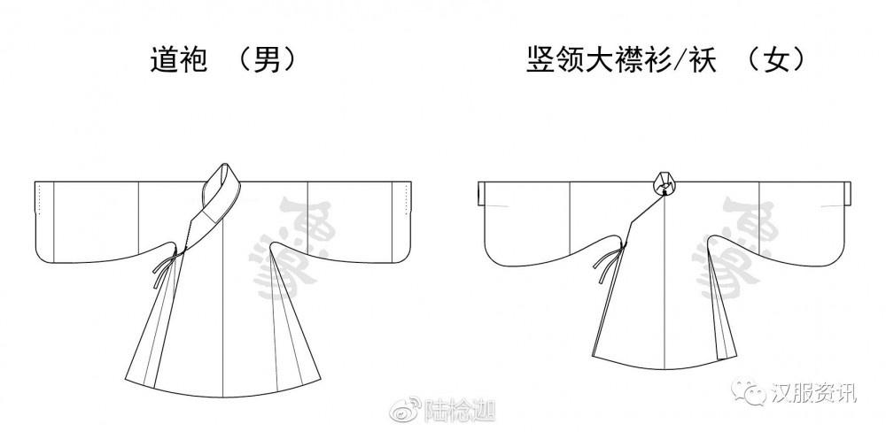 如何正确着装:汉服着装实用指南(下)