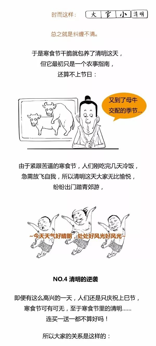 清明节在古代是拿来嗨的,你哭什么!