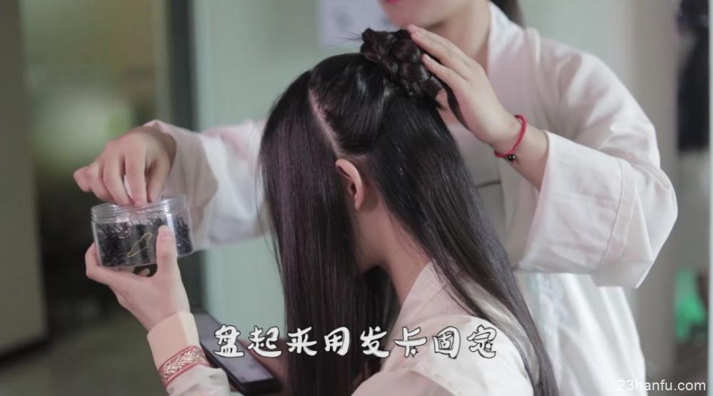 【发型教程】别问,问就是好看易上手!