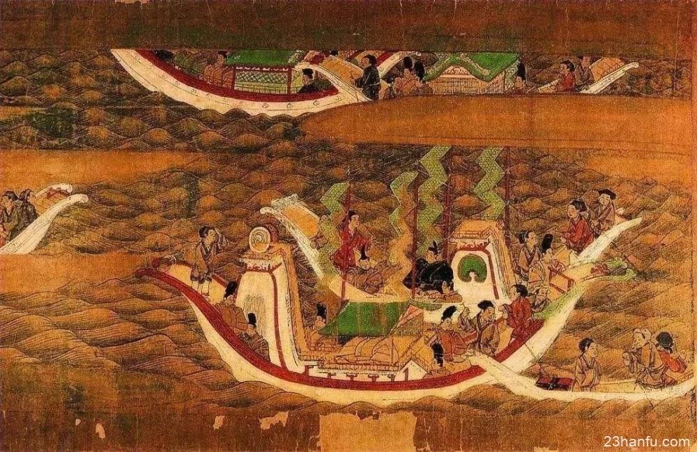 【历史文化】没了遣唐使,还有入宋僧:锁国时期的日本人如何看待中国?