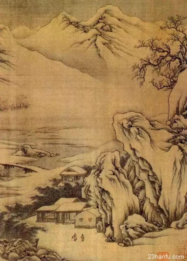 【人文历史】王维:别问,问就是没故事