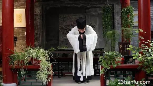 汉服 华夏民族礼仪文化的重要传承